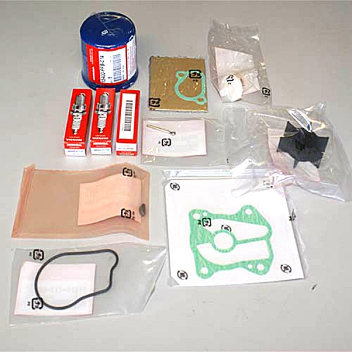 Honda Marine 25/30hp Outboard Engine Service Kit - BF25/30D