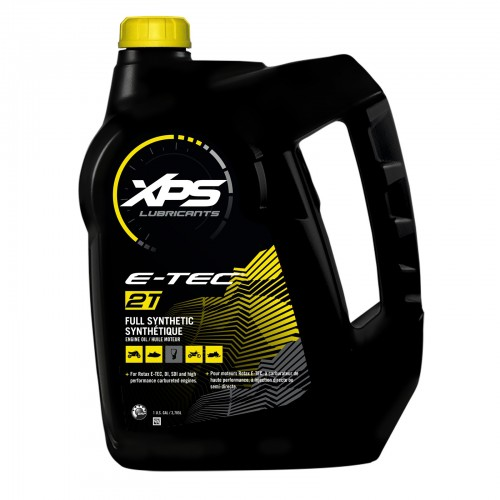 Seadoo 2 Stroke 2T E-TEC Synthetic Oil - 1 US gal. / 3,785 L